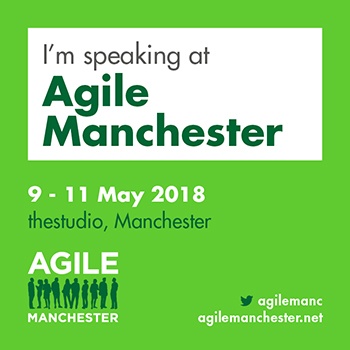 Gil Zilberfeld presents at Agile Manchester on user stories