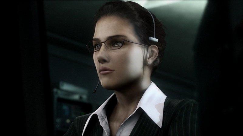 10 Karakter Cewek Resident Evil, yang Mana Waifu Kamu - Ingrid Hannigan