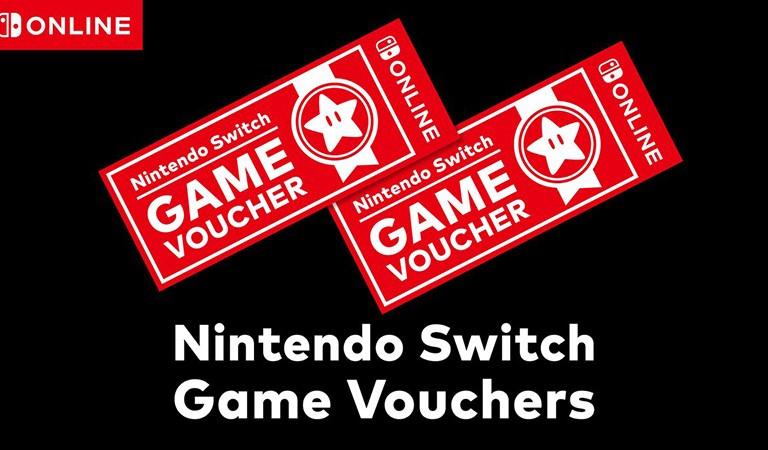 Nintendo Luncurkan Nintendo Switch Game Vouchers, Cara Baru untuk Hemat Membeli <em>Game</em> Switch