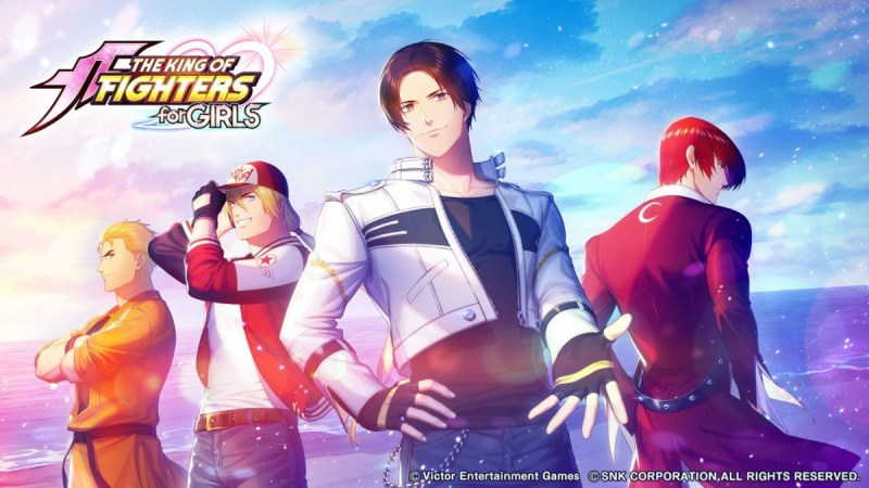 The King of Fighters for Girls - Featured