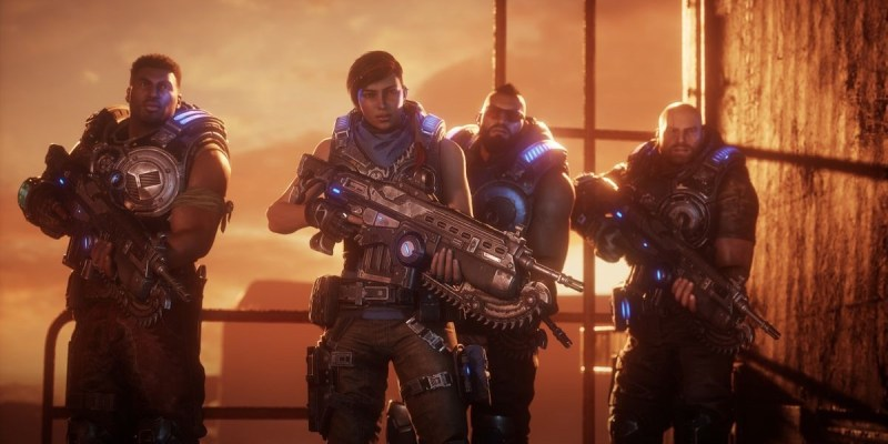 review gears 5