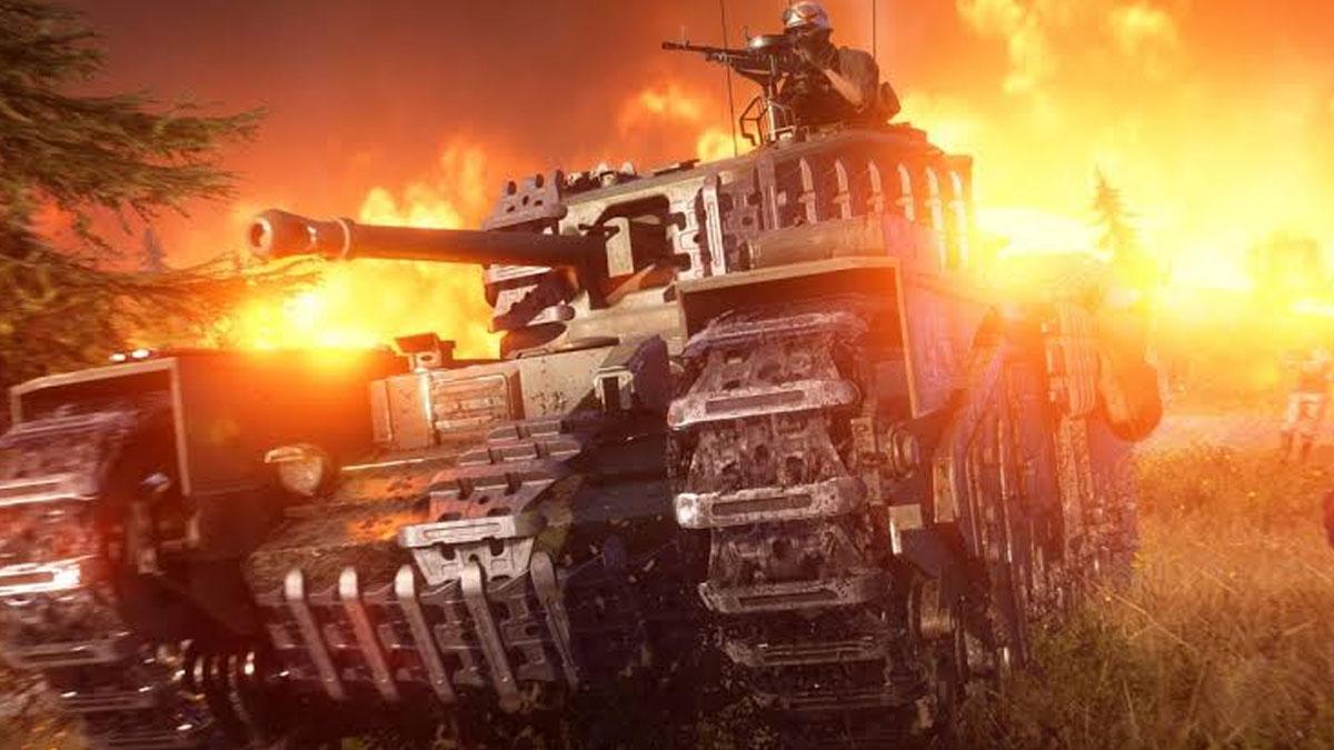Game Tank PC Terbaik