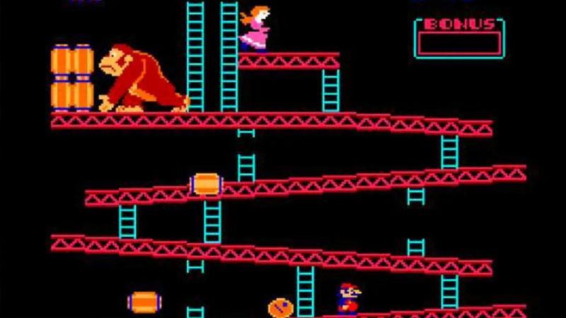 Mario – Donkey Kong