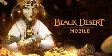 silver black desert mobile