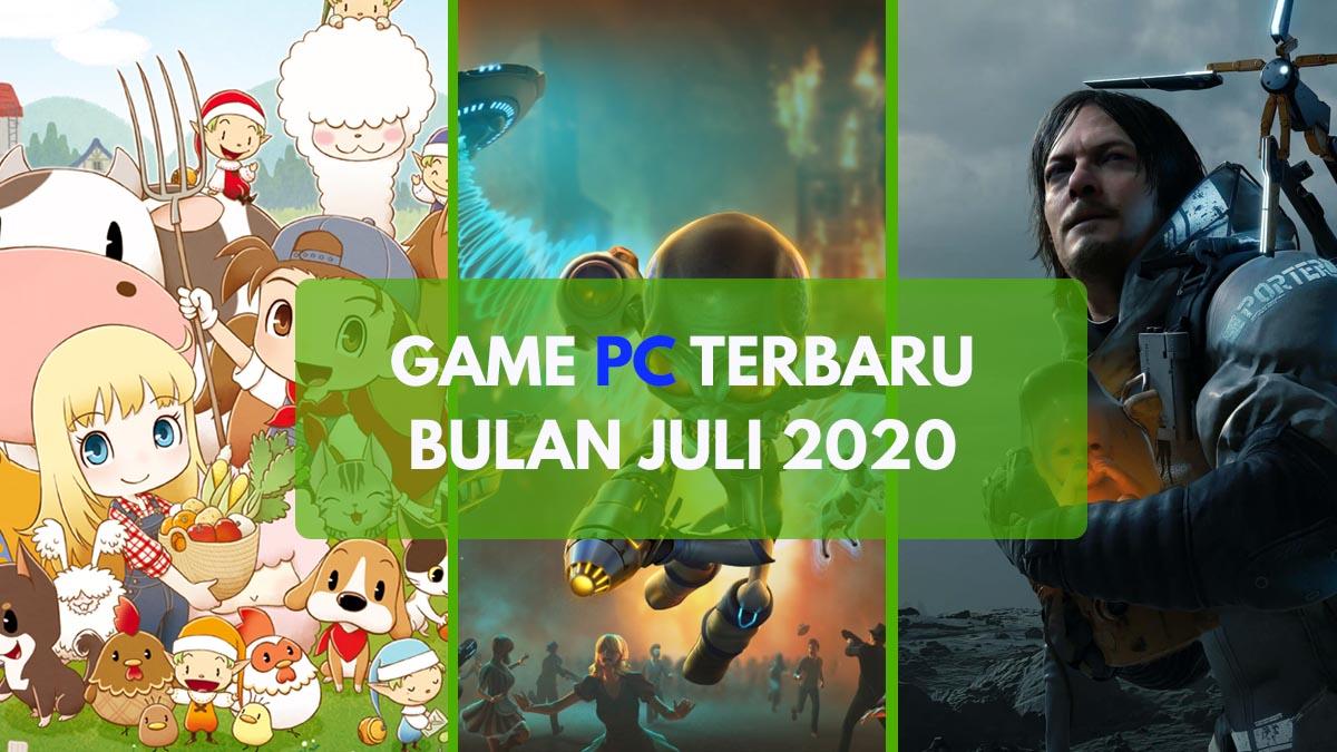 Game PC Terbaru Bulan Juli 2020