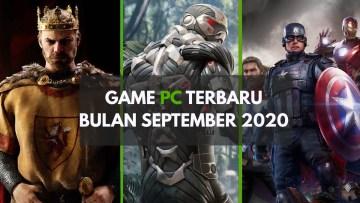 Game PC Terbaru Bulan September 2020