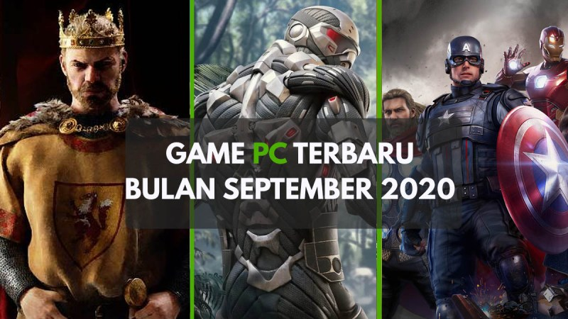 Game PC Terbaru Bulan September 2020