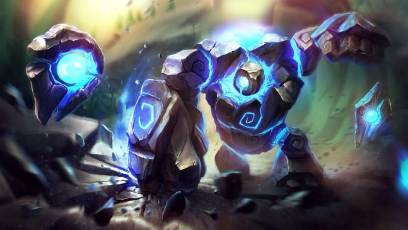panduan monster jungle wild rift blue sentinel