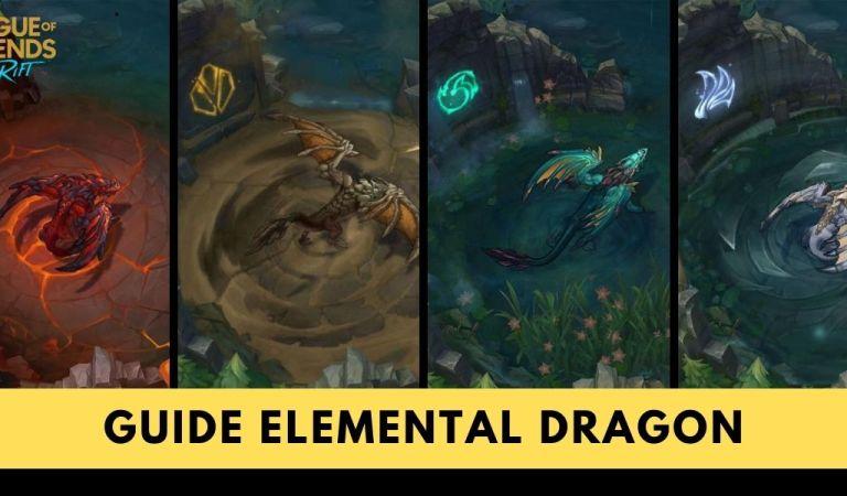 Panduan Mengenal <em>Elemental Dragon</em> di <em>League of Legends: Wild Rift</em>