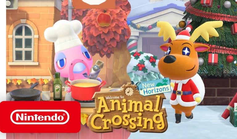Inilah Konten <em>Update Animal Crossing: New Horizons</em> Tanggal 19 November 2020