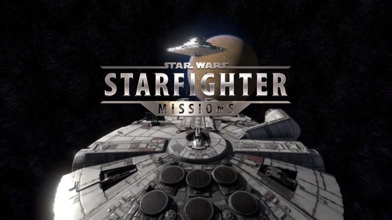 Star Wars Starfighter Missions Telah Dirilis