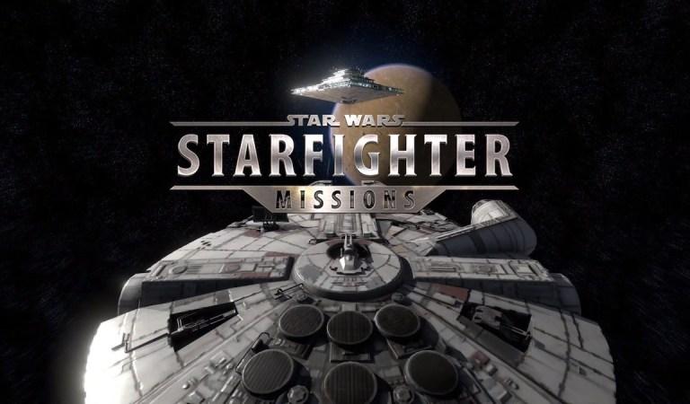 <em>Game Star Wars: Starfighter Missions</em> Telah Dirilis