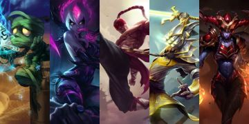 5 Rekomendasi Champion Jungler di League of Legends Wild Rift gimbot-0