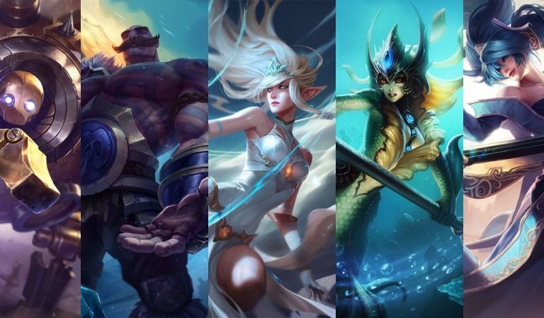 5 Rekomendasi <em>Champion Support</em> di <em>League of Legends: Wild Rift</em>