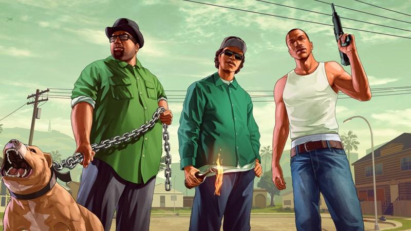 Analisis CJ - Sosok Legendaris dalam Game Grand Theft Auto 2