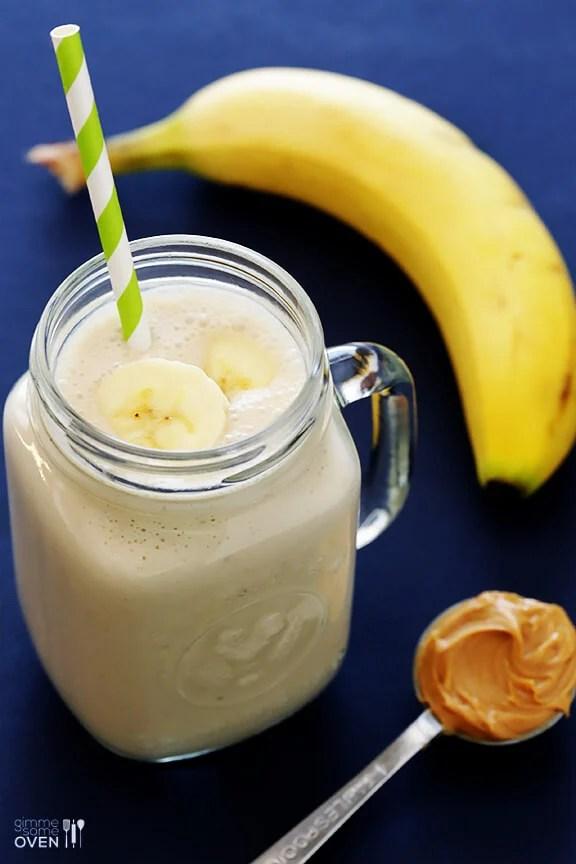 Image result for Peanut Butter Banana Shake