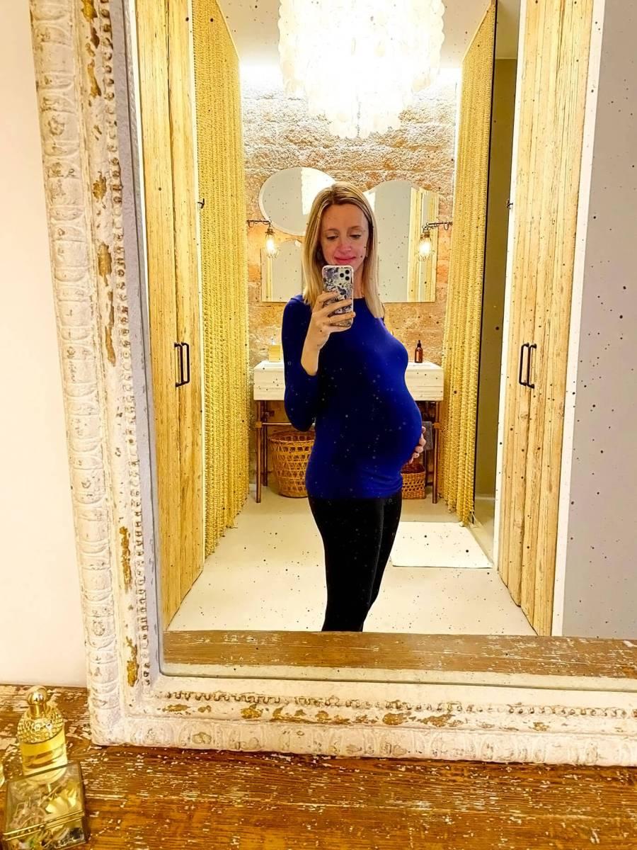 Ali Martin Pregnancy