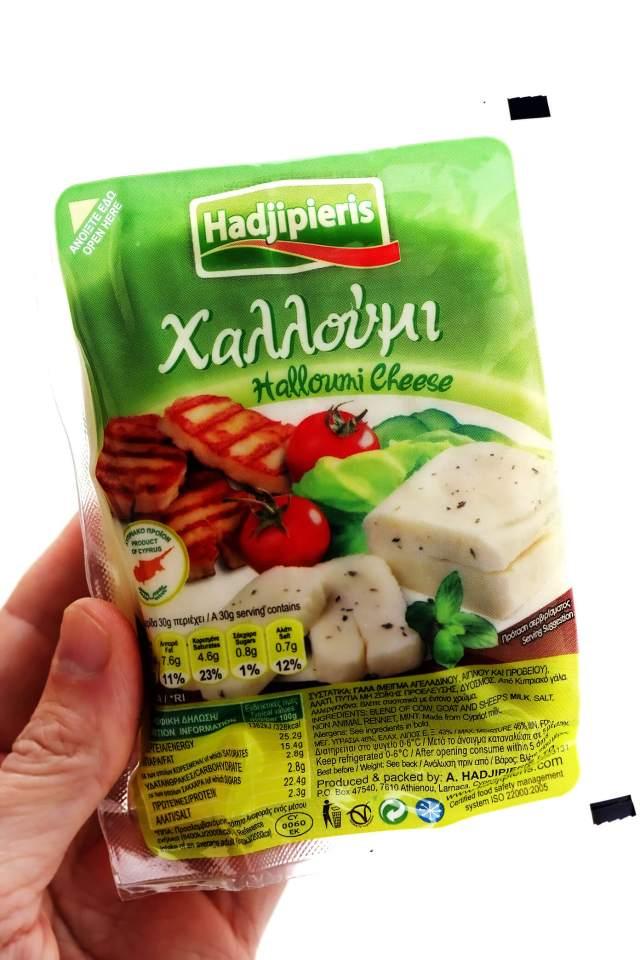 Hadjipieris Halloumi Cheese