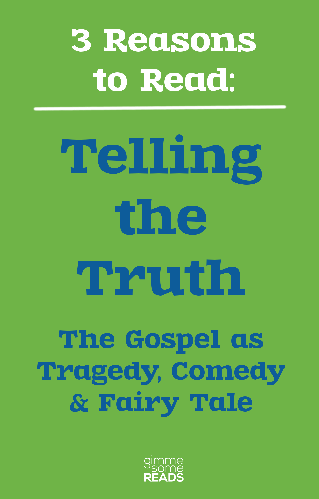 Telling The Truth By Frederick Buechner