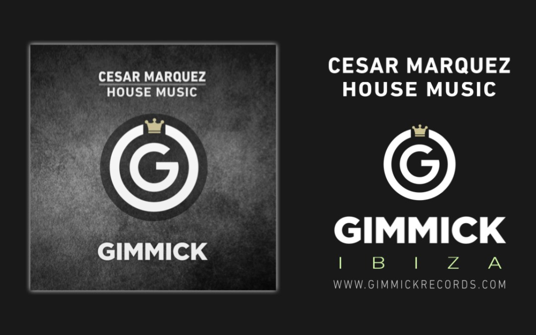 TECH HOUSE MUSIC | NEW RELEASE – CESAR MARQUEZ