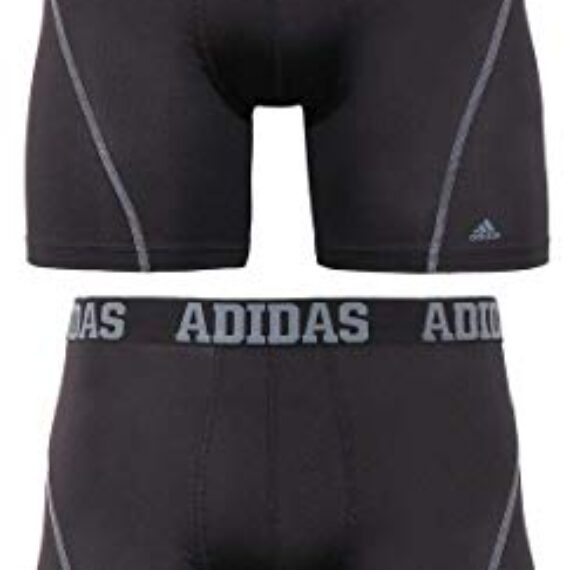 boxer negro adidas