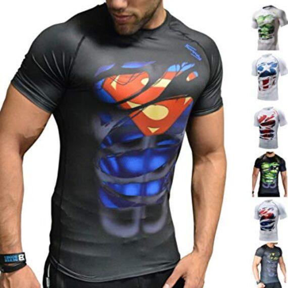 camiseta de manga corta khroom