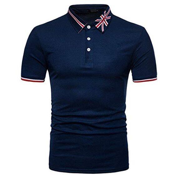camiseta de manga corta leortks