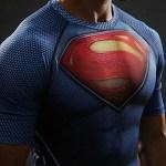camiseta superman classic