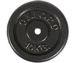 peso 10 kilogramos disco