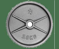 disco 20 kilogramos