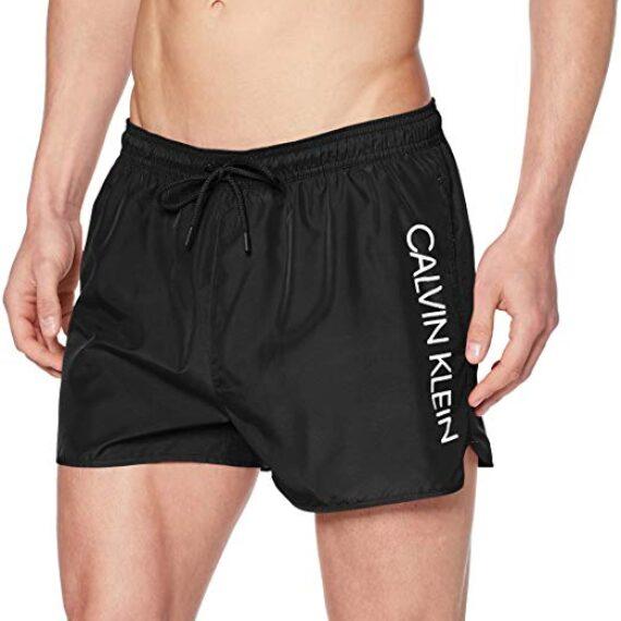 pantalones cortos calvin klein