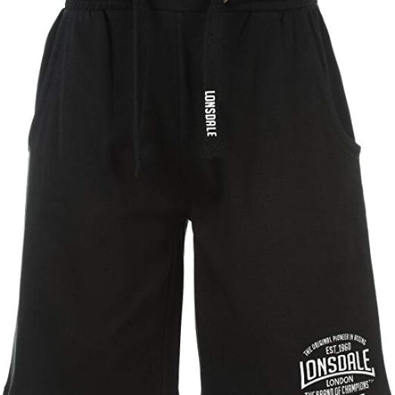 pantalones cortos lonsdale