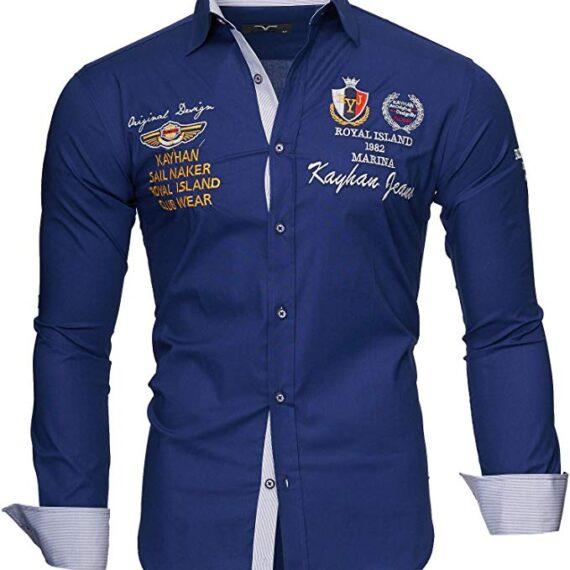 camisa Kayhan