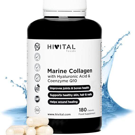 colageno acido hialuronico hivital