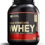 whey protein gold standard