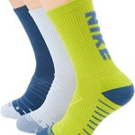 calcetines deportivos nike largos color