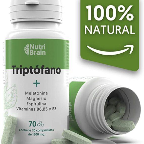 triptófano nutri brain