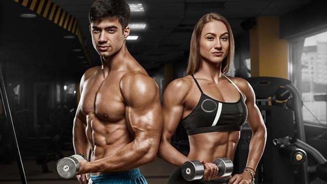 dietas para el gimnasio