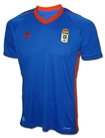 camiseta real Oviedo