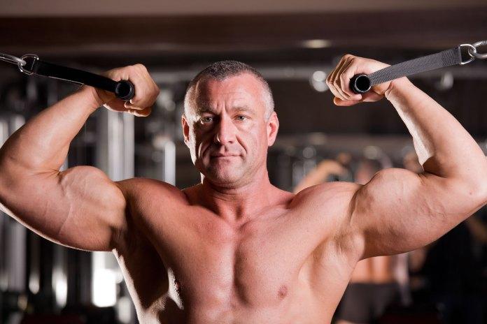 Ganar masa muscular sin grasa