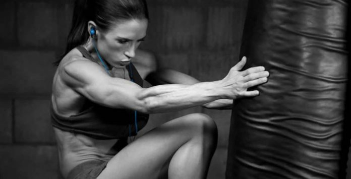 Masa muscular y mujeres
