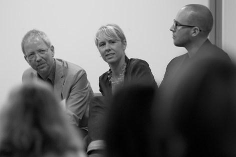 Panelist Moni Wolf (Microsoft) | © 2011 John McDermott