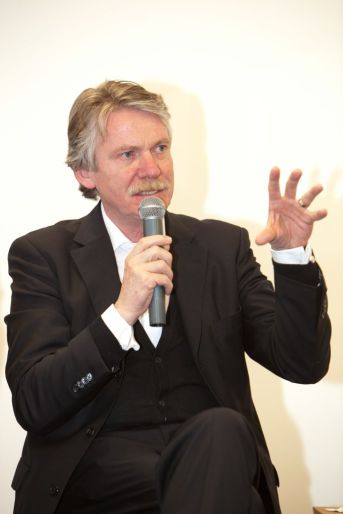 Professor Klaus Klemp | © 2011 Philipp Weitz Photography