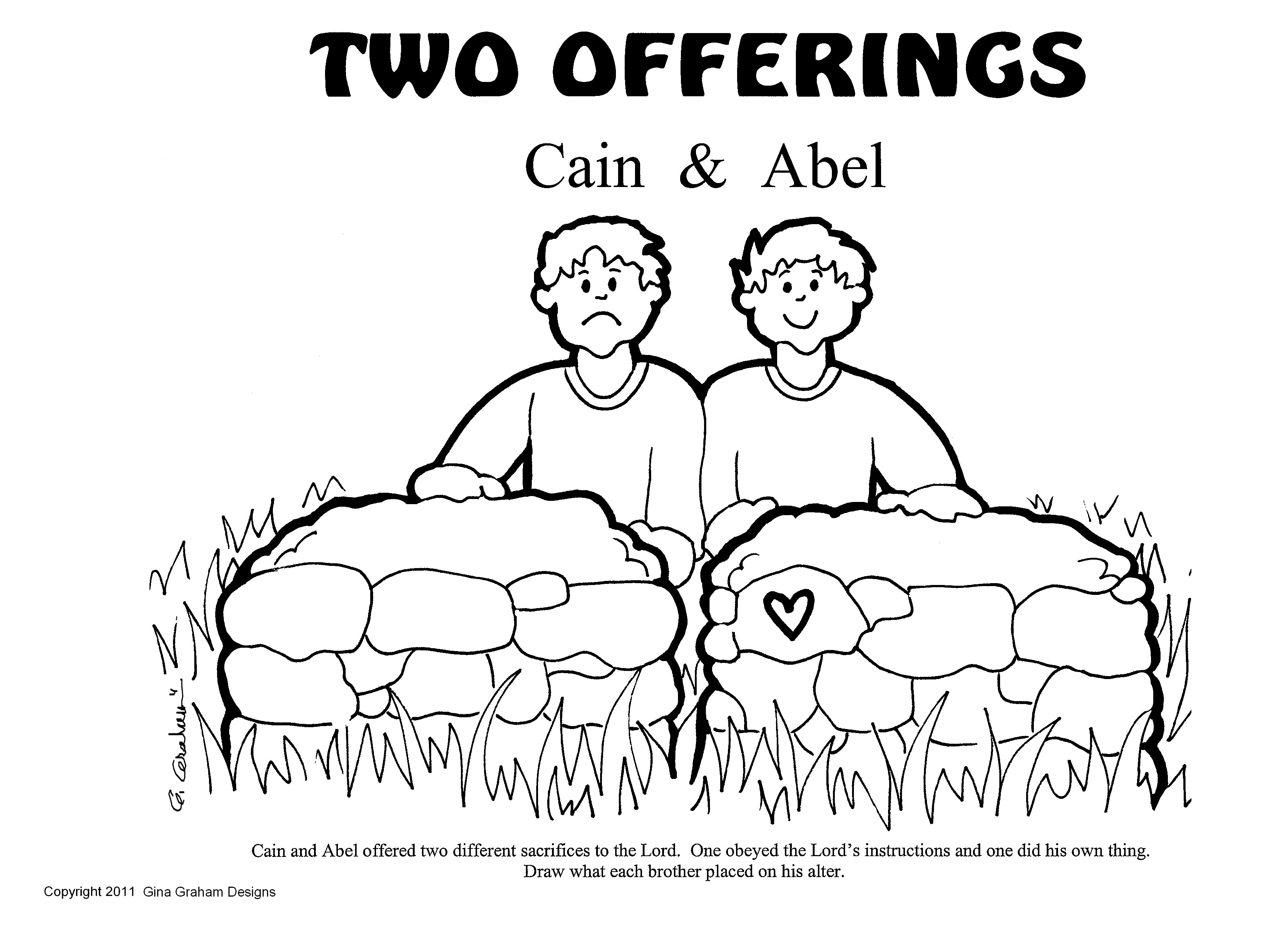 Images About Cain And Abel Bible Crafts And