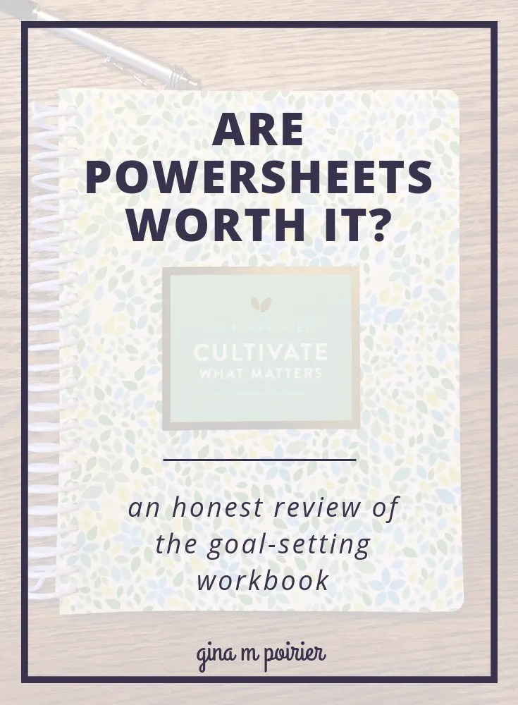 Are PowerSheets worth it?