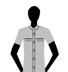 Basic Bodice Block For Men's Wear