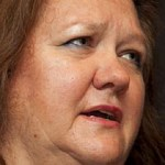 Gina Rinehart Should Take Blame Indiscriminately