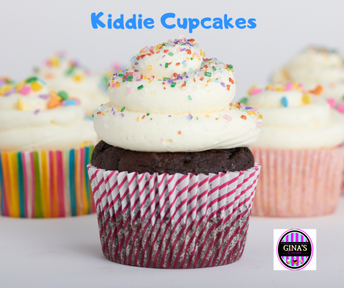 Kiddie Cupcakes – Non Shippable Item