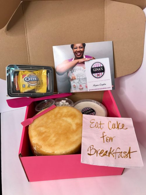 Super DIY Experience Cake Kit – Shippable
