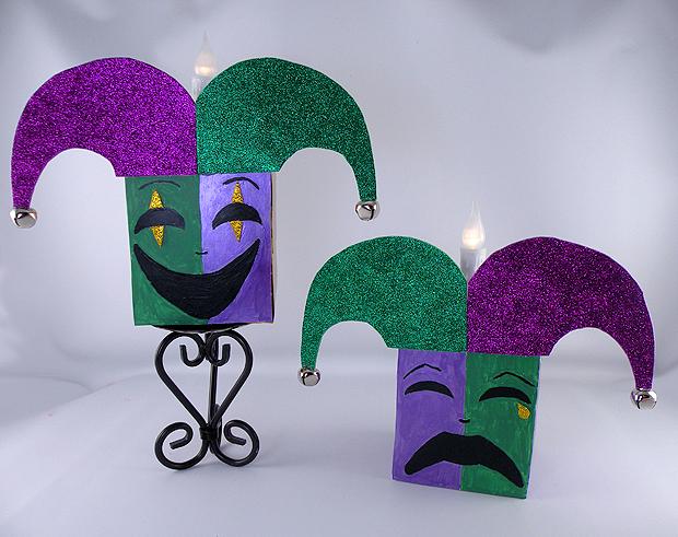 Mardi Gras Decorations Gina Tepper